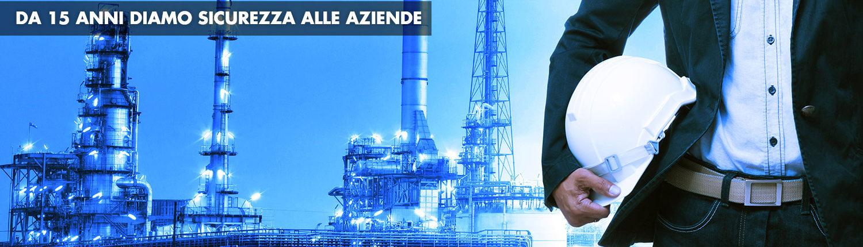 Consulenza alle aziende chimiche, farmaceutiche e petrolchimiche in materia di sicurezza sul lavoro, ambiente, adr e formazione lavoratori
