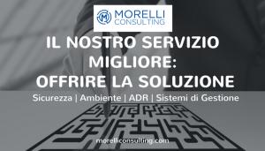 morelli consulting sicurezza, ambiente, ADR