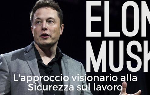 Sicurezza sul lavoro secondo il CEO di Tesla